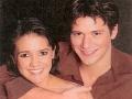 Priscilla Garita et Nick Kiriazis